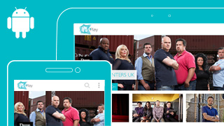 UKTV Play for Android smart phones