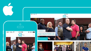 UKTV Play for iPhone on iOS